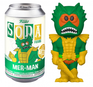 *PREORDER* Funko Vinyl SODA Figures: Masters of the Universe MER-MAN