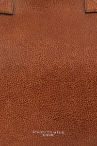 BORSA a spalla Dorotea large in pelle colore miele GIANNI CHIARINI