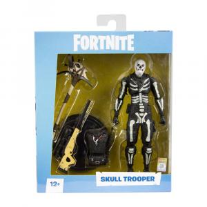 Fortnite Series Action Figures: SKULL TROOPER by McFarlane