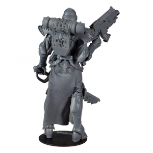 *PREORDER* Warhammer 40k Action Figure: ADEPTA SORORITAS BATTLE SISTER (Unpaited) by McFarlane Toys