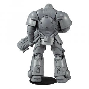 *PREORDER* Warhammer 40k Action Figure: PRIMARIS SPACE MARINE HELLBLASTER (Unpaited) by McFarlane Toys