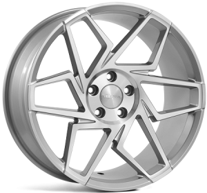 Cerchi in lega  VEEMANN  V-FS27R  20''  Width 8.5   5x120  ET 35    Silver-Machined
