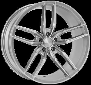 Cerchi in lega  VEEMANN  V-FS28  20''  Width 8.5   5x114.3  ET 35    Silver-Machined