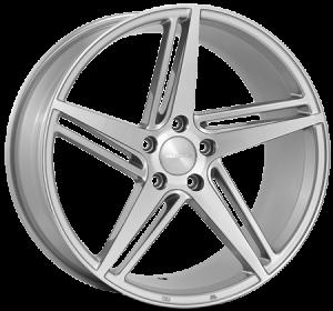 Cerchi in lega  VEEMANN  V-FS31  19''  Width 9.5   5x120  ET 43    Silver-Machined