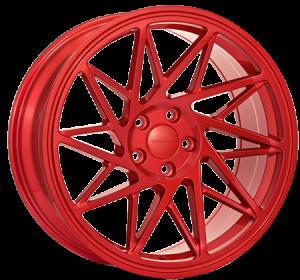 Cerchi in lega  VEEMANN  V-FS35  19''  Width 9.5   5x112  ET 42    Candy-Red