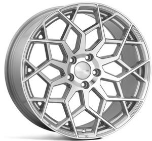 Cerchi in lega  VEEMANN  V-FS42  21''  Width 10.5   5x120  ET 43    Silver-Machined