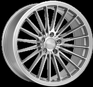Cerchi in lega  VEEMANN  V-FS36  20''  Width 10   5x120  ET 43    Silver-Machined