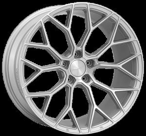 Cerchi in lega  VEEMANN  V-FS66  19''  Width 9.5   5x120  ET 42    Silver-Machined