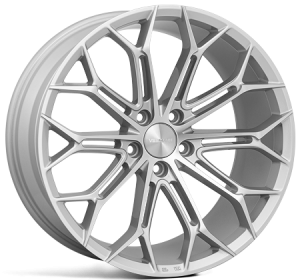 Cerchi in lega  VEEMANN  V-FS41  19''  Width 8.5   5x108  ET 42    Silver-Machined