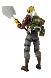 Fortnite Series Action Figures: RAPTOR by McFarlane