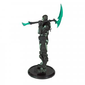 Fortnite Series Action Figures: Green Glow SKULL TROOPER by McFarlane