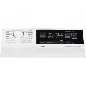 Electrolux EW7T373ST lavatrice Libera installazione Caricamento dall'alto Bianco 7 kg 1300 Giri/min A+++-10%
