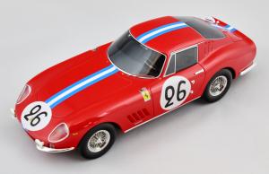 Ferrari 275 Gtb Le Mans Lm 1966 1/18 Cmr Classic Models