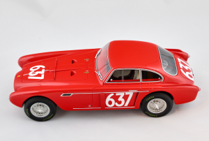 Ferrari 340 Berlinetta Mexico Mille Miglia Mm Castellotti Regosa 1952 1/18 Cmr Classic Models