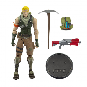 Fortnite Series Action Figures: JONESY by McFarlane