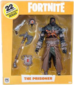 Fortnite Series Action Figures: PRISONER by McFarlane