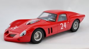 Ferrari 250 GT Drogo Test Le Mans LM 1963 1/18 Cmr Classic Cars