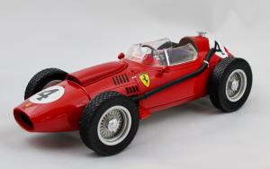 Ferrari Dino 246 F1 Winner France Gp 1958 #4 1/18 Cmr Classic Models