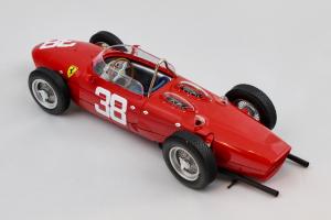 Ferrari Dino 156 F1 Sharknose Phil Hill 3rd Go Monaco 1961 #38 1/18 Cmr Classic Models