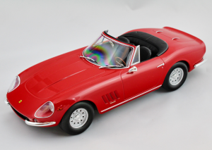 Ferrari 275 Gtb4 1967 Red 1/18 Kk