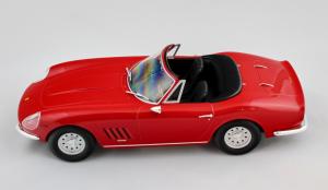 Ferrari 275 Gtb4 1967 Red 1/18 Kk