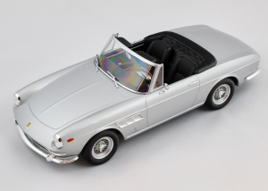 Ferrari 275 Gts 1964 Silver 1/18 Kk