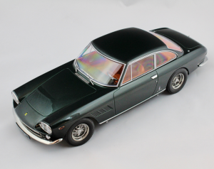 Ferrari 330 Gt 1964 Darkgreen 1/18 Kk Model