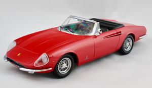 Ferrari 365 California 1966 Red 1/18 Kk