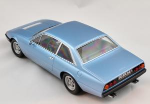 Ferrari 365 Gt4 2+2 1972 Lightblue Metallic 1/18 Kk