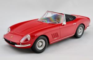 Ferrari 275 GTB/4 1967 Red 1/18 Kk