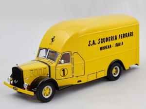 S.A. Scuderia Ferrari Transporter 1936 1/43 Exoto