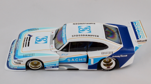 Ford Capri Turbo Gr 5 Sachs Harald Ertl Drm 1979 1/18 Minichamps