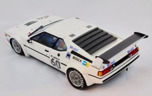 BMW M1 Procar BMW Italia Mobil #60 De Angelis 1979 1/18 Minichamps