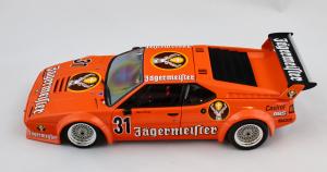 Bmw M1 Procar #31 Jägermeister 1982 K. Konig 1/18 Minichamps
