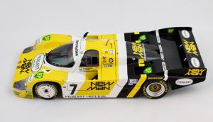 Porsche 956L Newman Pescarolo Ludwig Johansson 24 Lm 1984 #7 1/18 Minichamps