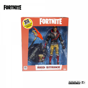 Fortnite Series Action Figures: RED STRIKE by McFarlane