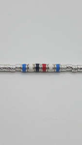 Bracciale DoDo Mariani con colori  Sampdoria, vendita on line | OREFICERIA BRUNI Imperia