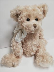grande orso Bukowski 40 cm con fiocco