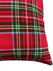 Cuscini tartan