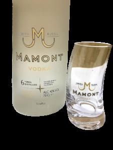 Vodka Mamont cl. 70 - Russia