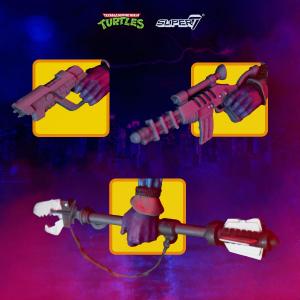 Teenage Mutant Ninja Turtles: Ultimates Action Figure FOOT SOLDIER by Super 7
