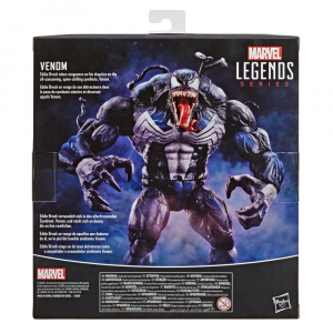 Marvel Legends Series Action Figures: VENOM BAF Ver. by Hasbro