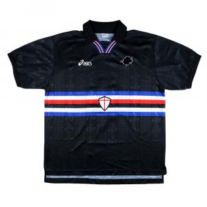1996-97 Sampdoria Terza Maglia #9 XL (Top)