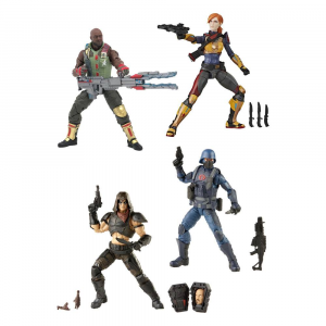 *PREORDER* G.I. Joe Classified Series Action Figure: SERIE 1 COMPLETA - WAVE 1 2021 by Hasbro