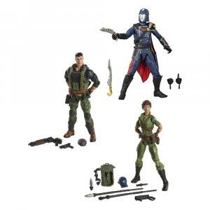 *PREORDER* G.I. Joe Classified Series Action Figure: SERIE 3 COMPLETA - WAVE 3 2021 by Hasbro