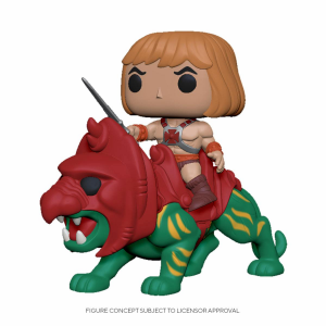 Funko Pop 84: HE-MAN ON BATTLECAT Masters of the Universe