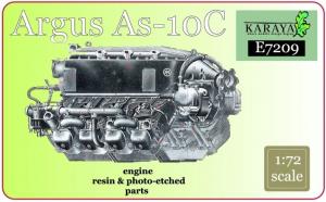 Argus As-10C Engine