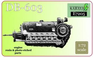 DB-603 Engine