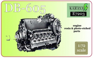 DB-605 Engine