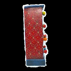 Porta Spezie India Verticale - 12 cassetti